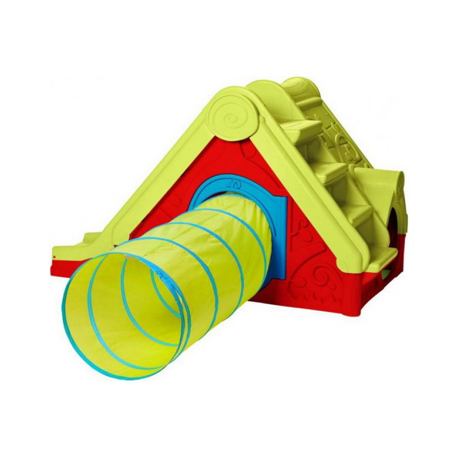 KETER Домик Funtivity PlayHouse 2400х1740х1040 мм.