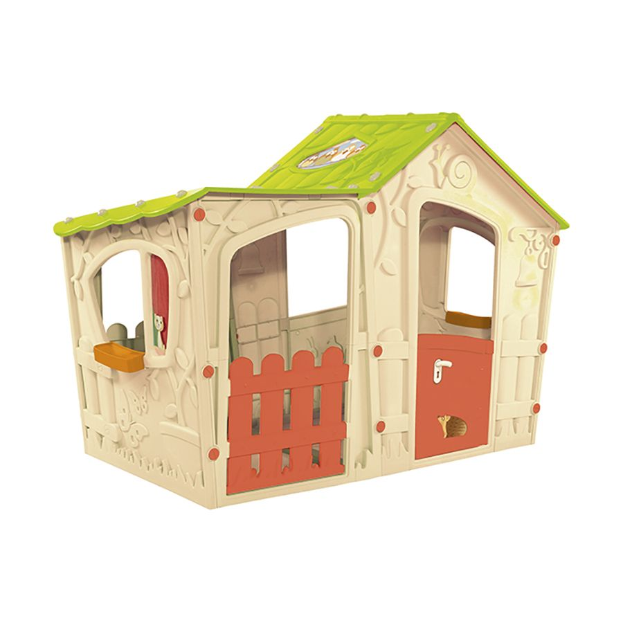 KETER Домик Magic Villa PlayHouse 1690х1100х1260 мм.