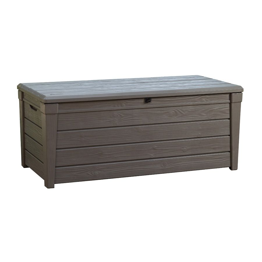 KETER Сундук STORAGE BOX Brightwood 1380х596х552 мм.